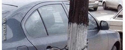 Jesi zaključala auto?