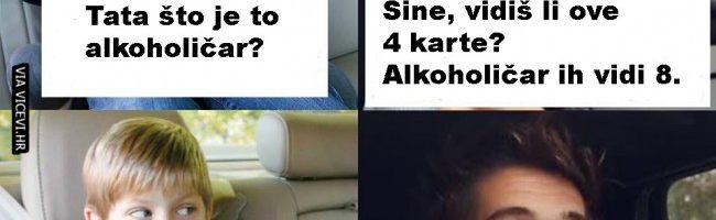 Što je to alkoholičar?