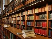 Mujo u knjižnici