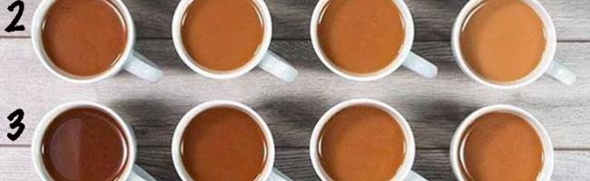 Koja je tvoja najdraža nijansa kave?