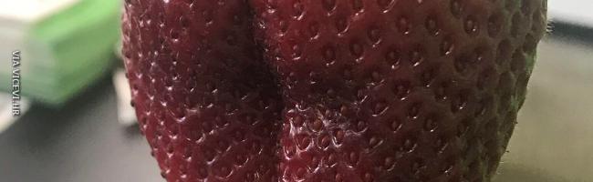 Koja seksi jagoda!